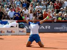 Rafael Nadal celebrates after winning Hamburg title (1)