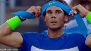Rafael Nadal vs Mikhail Youzhny at Rogers Cup Montreal R3
