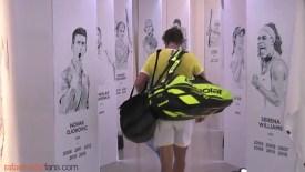 Fernando Verdasco pulls off the upset of No. 5 Rafael Nadal