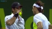 Rafael Nadal loses doubles opener with Fernando Verdasco in Doha Qatar