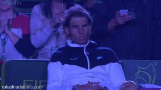 Rafael Nadal loses in straight sets to Novak Djokovic in Qatar Open final