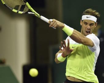 Rafael Nadal reaches Qatar Open final 2016 Doha