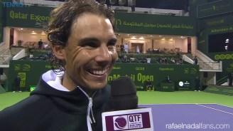 Rafael Nadal reaches Qatar Open final