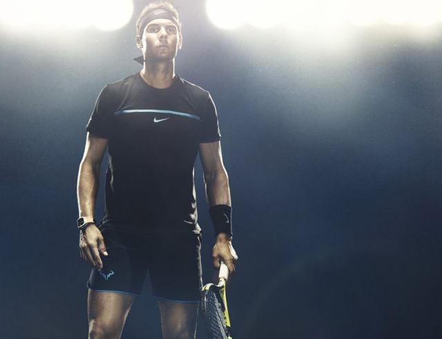 Rafael Nadal will wear this on court at the 2016 US Open
