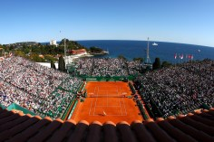 A general view during the third round match between Rafael Nadal of Spain and Alexander Zverev of Germany on day 5 of the Monte Carlo Rolex Masters Series at Monte-Carlo Sporting Club on April 20, 2017 in Monte-Carlo, Monaco. (April 19, 2017 - Source: Clive Brunskill/Getty Images Europe)