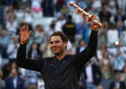 Rafael Nadal wins Madrid Open 2017 (4)