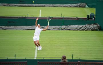 Photo: Wimbledon
