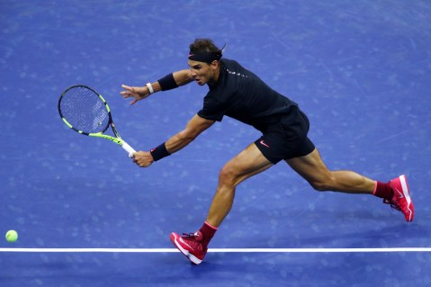 Rafael Nadal defeats Taro Daniel in four sets to reach US Open third round (17)