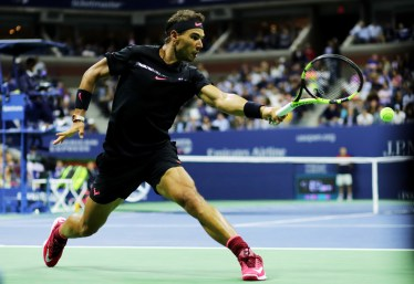 Rafael Nadal defeats Taro Daniel in four sets to reach US Open third round (20)