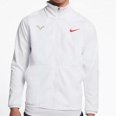 Rafael Nadal Nike jacket 2018 Wimbledon