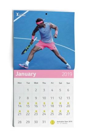 Rafael Nadal 2019 calendar (1)