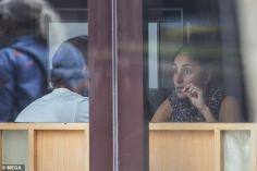 rafael nadal having lunch with maria francisca perello in melbourne 2019 australia (8)