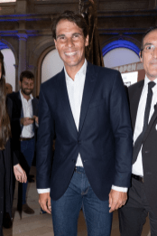 Rafael Nadal presents the 2019 Madrid Open at the Museo del Prado (10)