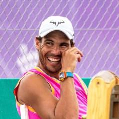 Rafael Nadal Muscles