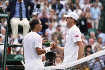 . The Championships 2019. Held at The All England Lawn Tennis Club, Wimbledon. {year4}{month0}{day0}. Credit: AELTC/David Gray