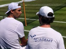 Photo: Rafa Nadal Academy Twitter