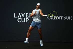 Photo by Clive Brunskill/Getty Images for Laver Cup