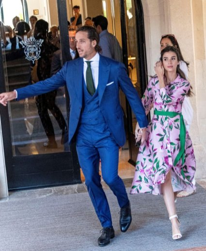 Photos Rafael Nadal And Maria Francisca Perello S Wedding The Guests Are Arriving Rafael Nadal Fans