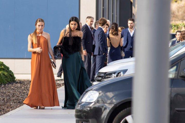 Rafael Nadal cousins attend his wedding in Mallora 2019 photo