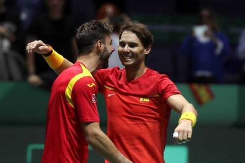 Rafael Nadal leads Spain to Davis Cup semifinals in Madrid 2019 (3)