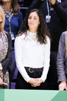 Mery Perelló during Day Seven of the 2019 Davis Cup at La Caja Magica on November 24, 2019 in Madrid, Spain. (Photo by Oscar Gonzalez/NurPhoto via Getty Images)