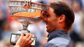"""Roland Garros 2019: """"What can we say expect marvel at Rafael Nadal's efforts on the clay of Roland Garros. The emotion after 12 titles is at the same as when he won his first."""" - Clive Brunskill"""