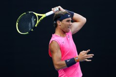 Rafael Nadal loses to Dominic Thiem 2020 Australian Open photo (1)