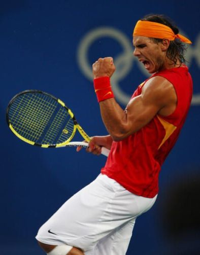Olympics 2008 - Rafael Nadal Fans (18)
