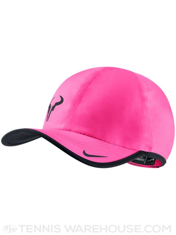 Rafa Roundup Nadal And Federer Wear Lot Of Hot Pink