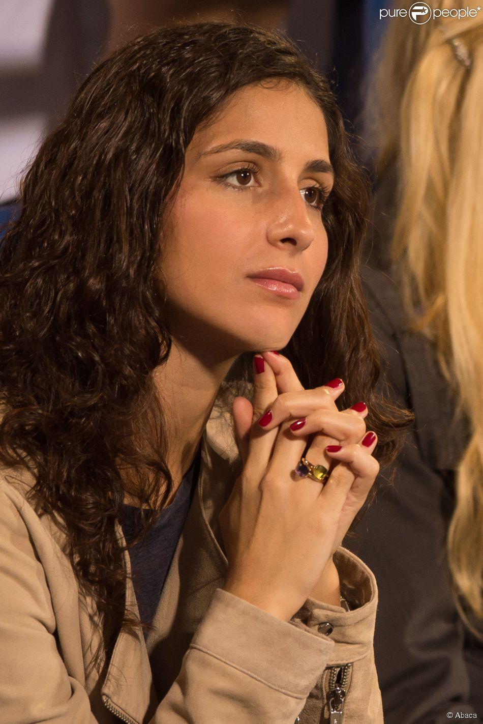 Rafael Nadal's Girlfriend Maria Francisca Perello Supports ...