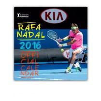 Rafael Nadal Calendar 2016