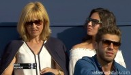 Rafael Nadal girlfriend Maria Francisca Perello and mother Ana at Barcelona Open final 2016