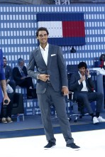 PARIS, FRANCE - MAY 18: Rafael Nadal attends the Tommy X Nadal party tennis soccer match hosted by Tommy Hilfiger on May 18, 2016 in Paris, France. (Photo by Rindoff Petroff/Hekimian/Getty Images for Tommy Hilfiger)