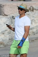 Rafael Nadal is with his girlfriend on holiday after pulling out of French Open (3)