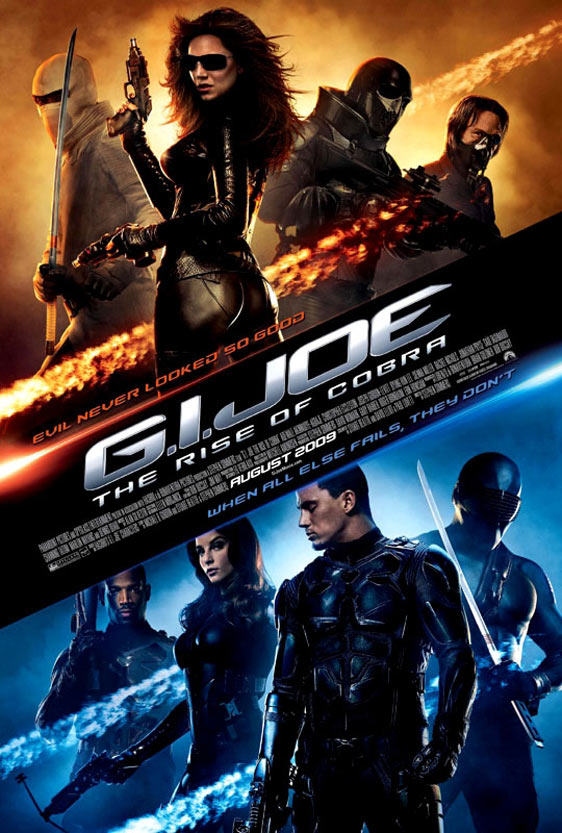 G. I. Joe - The Rise Of Cobra
