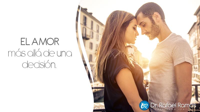 El amor más allá de una decisión