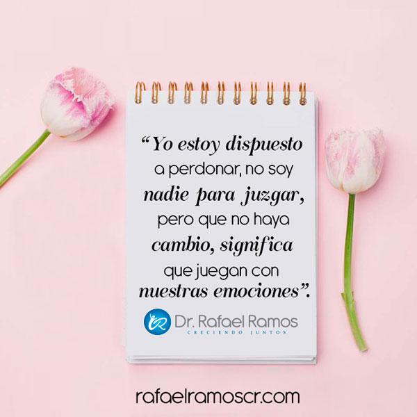 Cuando El Orgullo Puede Más Que El Amor Por El Dr Rafael Ramos