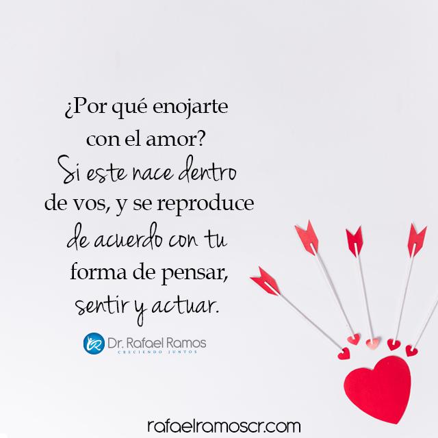 El amor es un reflejo de tu forma de amar