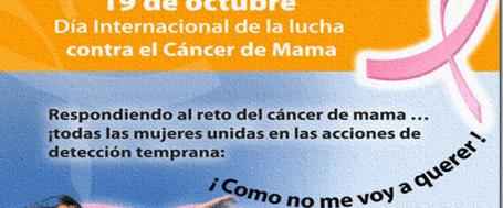Cáncer de Mama: Día Internacional