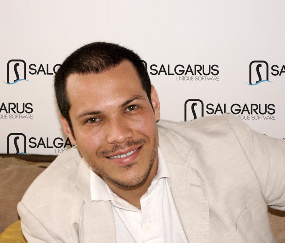 Rafael Vega CTO de Salgarus