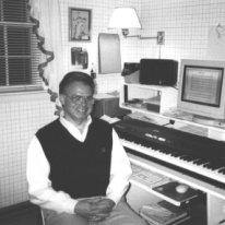 Ricky in the Studio