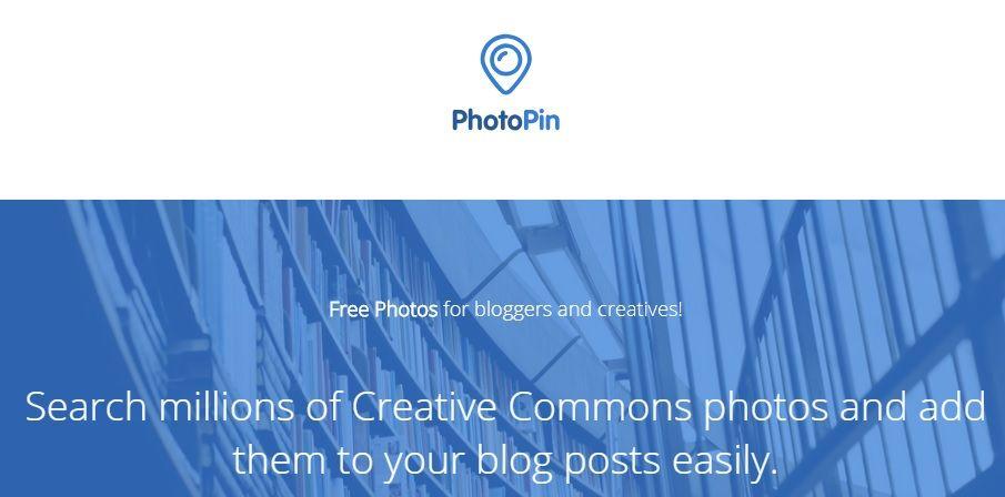 Banco de imágenes Photopin