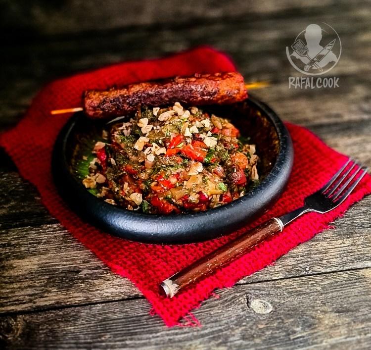Salatka z Bułgarii