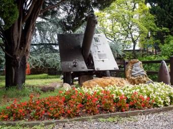 Na Zamku w Bergamo