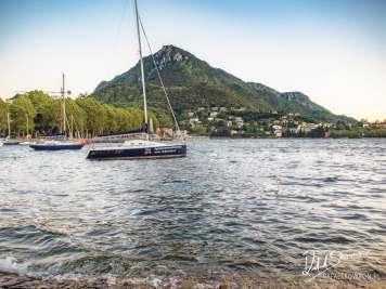 Jacht na Como w Lecco
