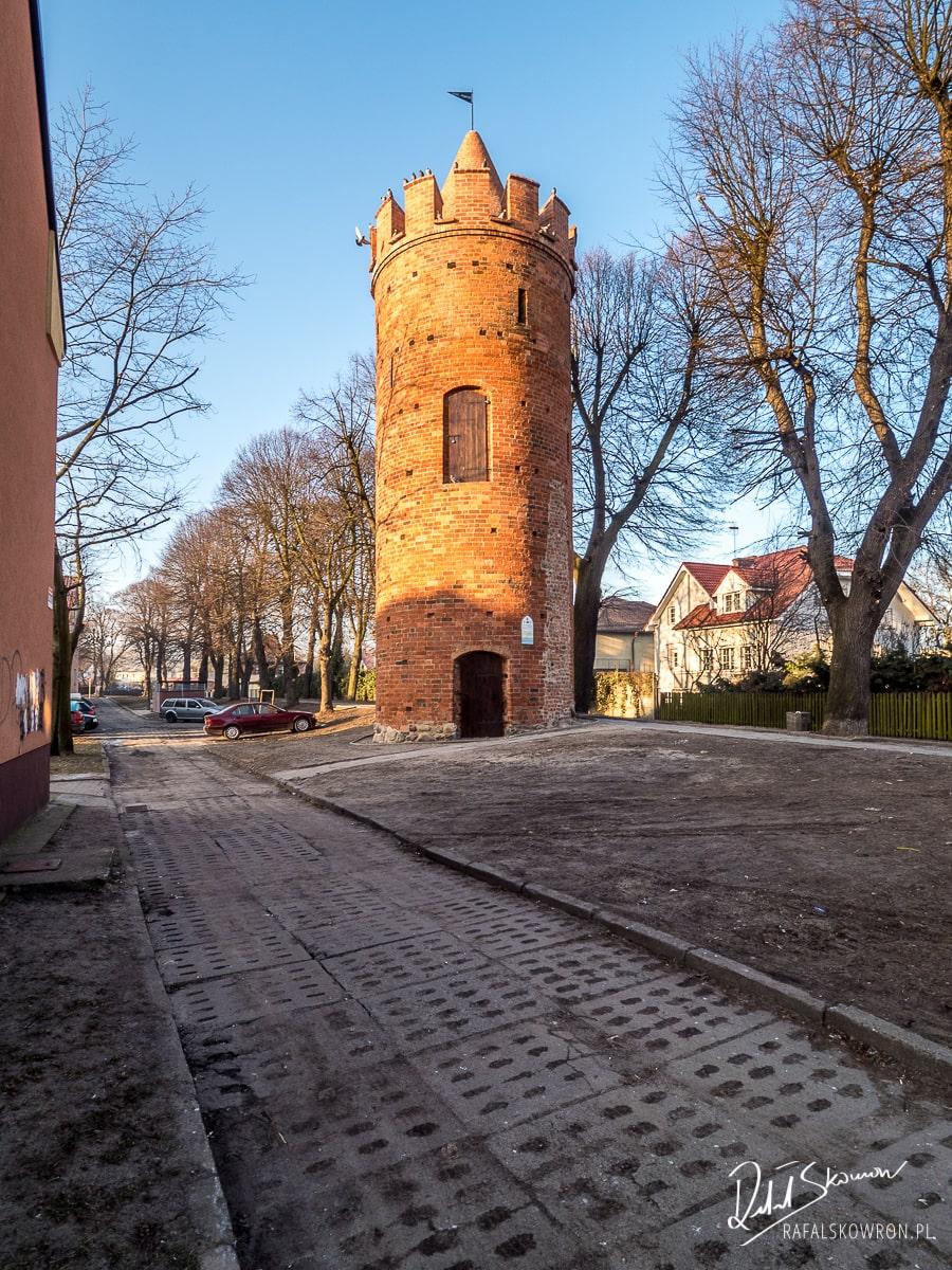 Baszta Prochowa Myślibórz
