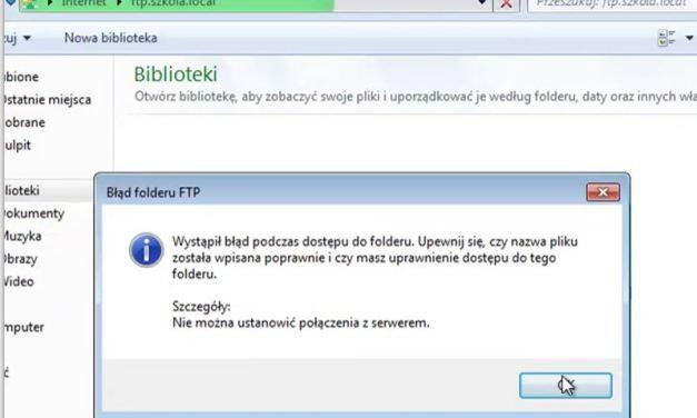 DNS i FTP