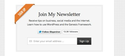 Design the Email Newsletter Sign-Up Box That Works - Rafal ...