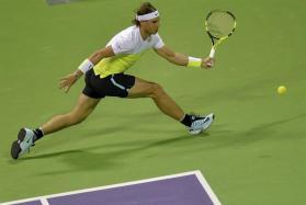 rafa-nadal-in-action-against-carrenno-busta-at-qatar-open-1st-round