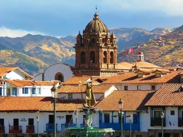 La bellissima Cuzco